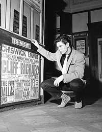British Rock History Cliff Richard Harry