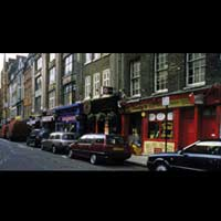 British Rock History Tin Pan Alley