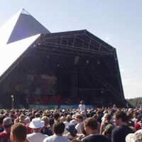 British Rock History Festivals